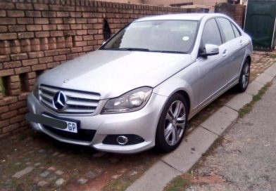 Vehicle stolen during a house robbery recovered in Soweto
