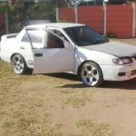 Theft of vehicle in Trenance Park