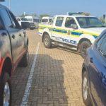 Stolen vehicle recovered near King Shaka International Airport