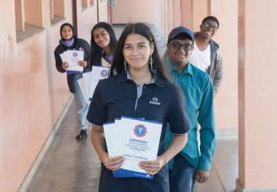 Engen reflects on helping tomorrow's leaders shine this Youth Month