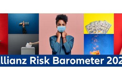 Allianz Risk Barometer 2022 Survey